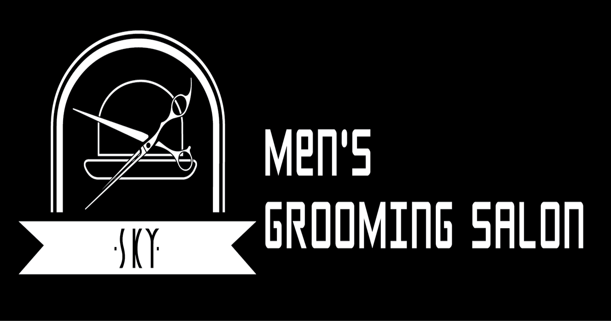 Men S Grooming Salon Sky